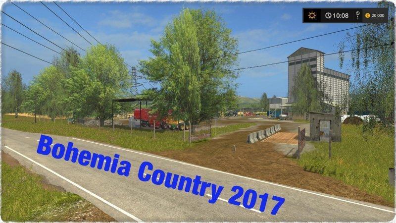 BOHEMIA COUNTRY 2017 v2.0