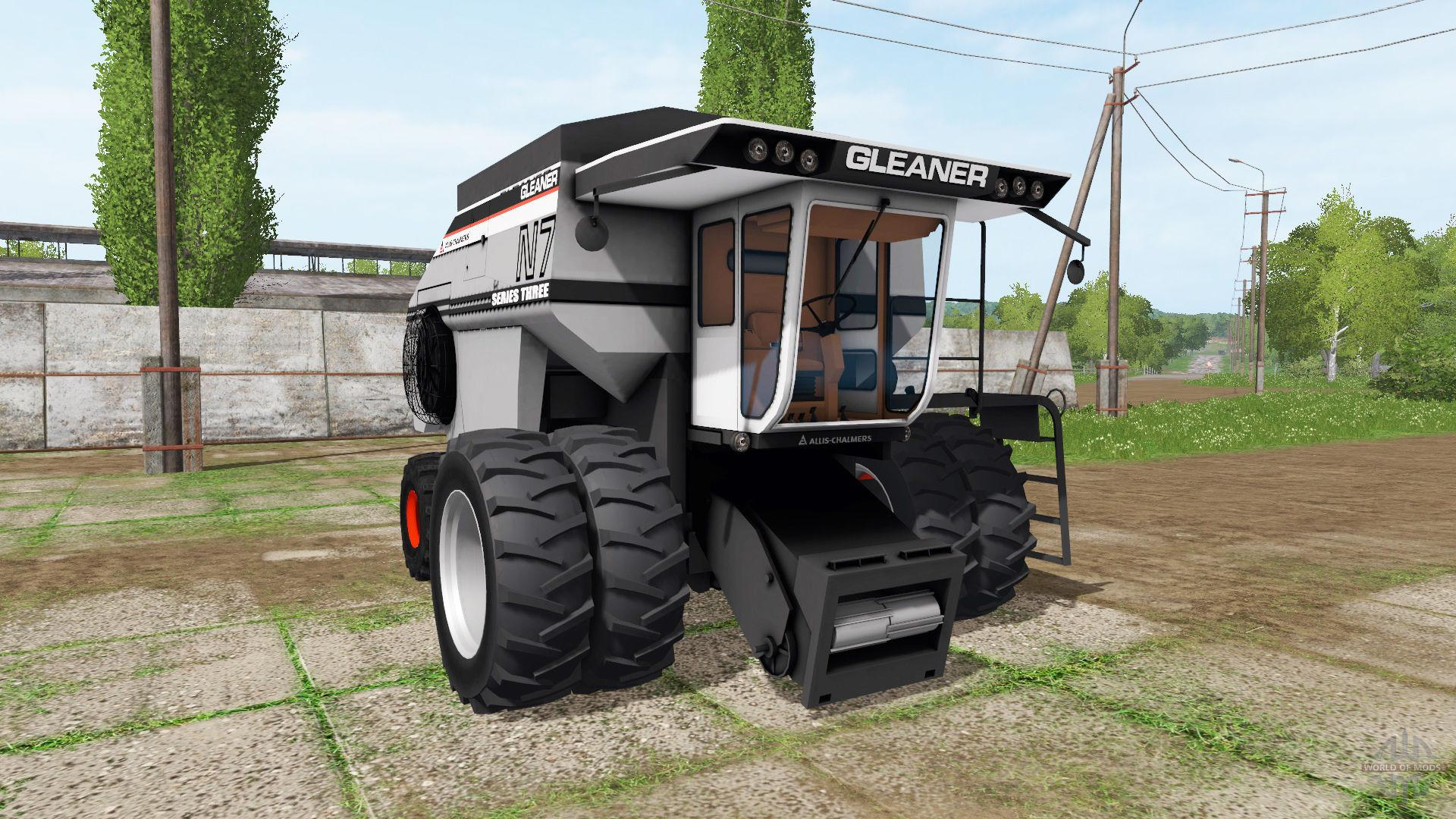 Gleaner N7 v1.0