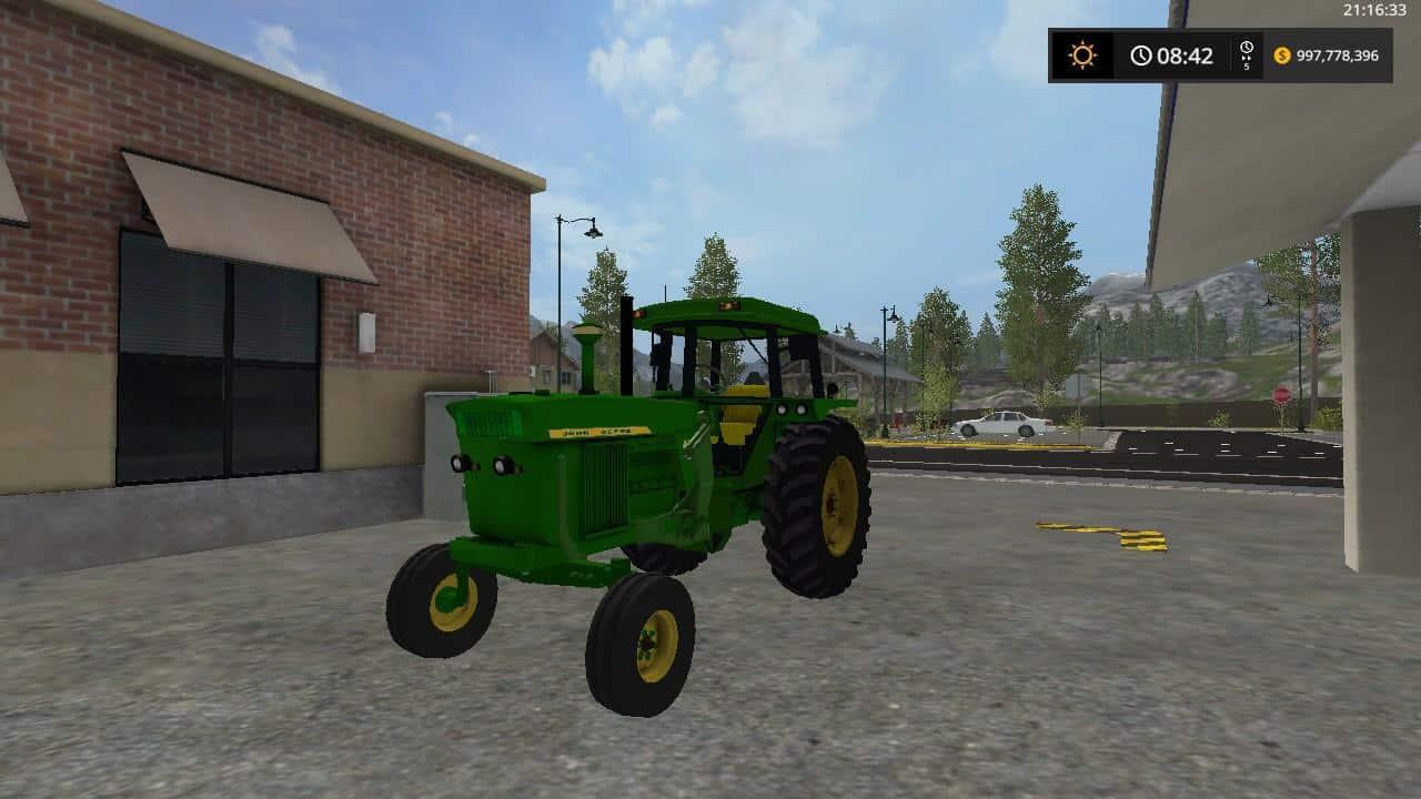 John Deere 4020 v3.0