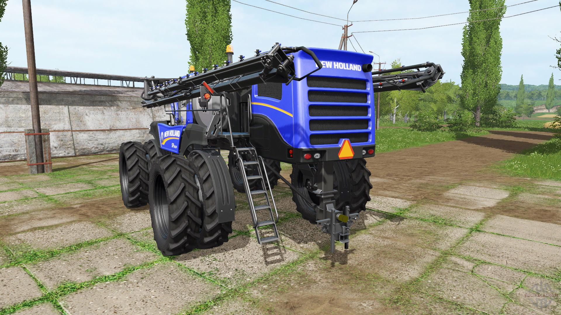 New Holland SP.400F v1.0.0.3