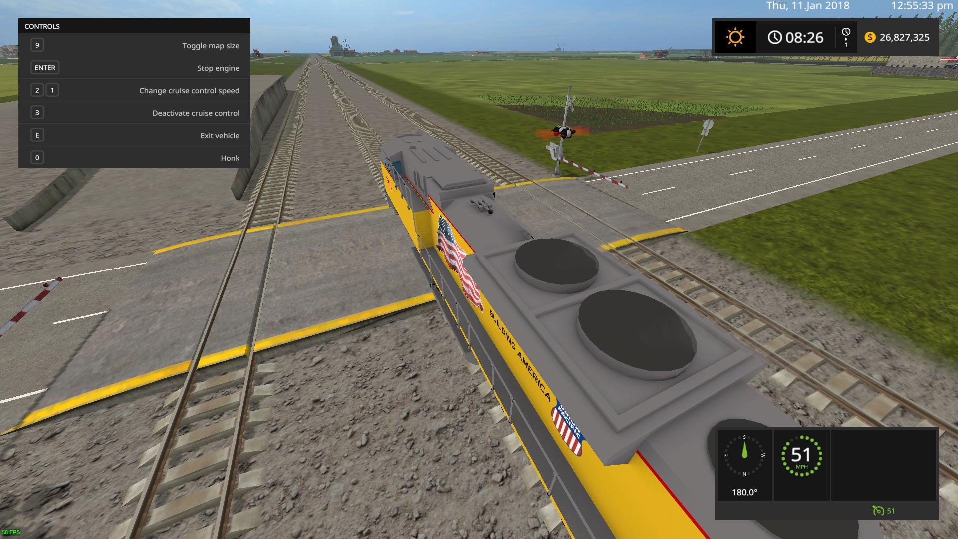 Railroad signal v1.0