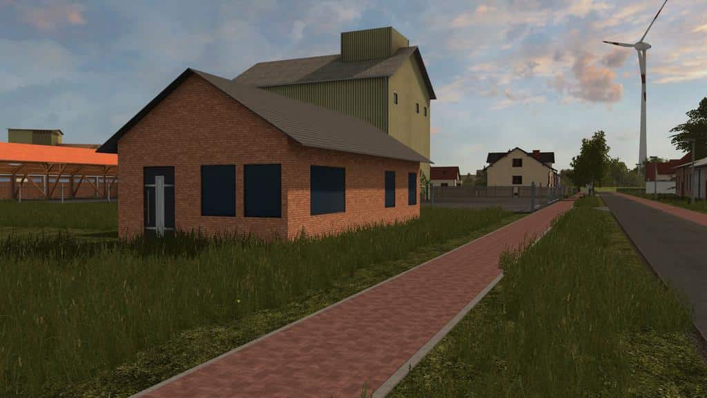 North German house 2 (Prefab) v1.0.0.0