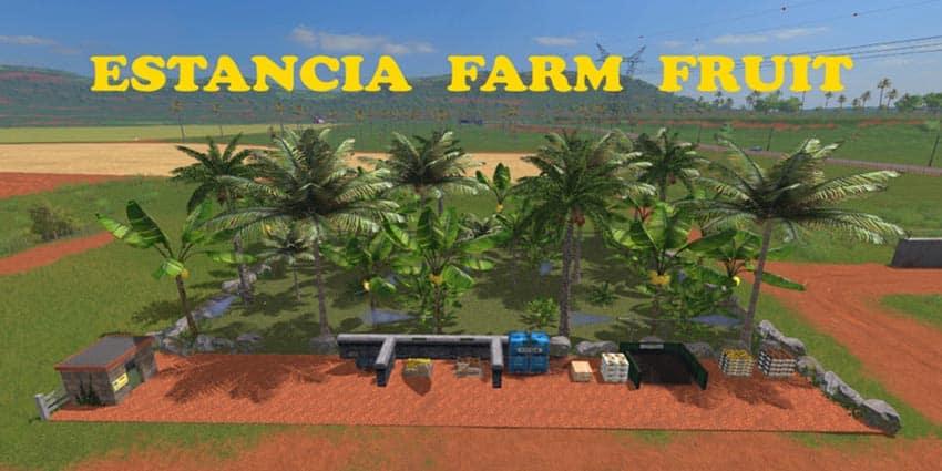 Estancia Lapacho Farm Fruit V 1.1 [MP]
