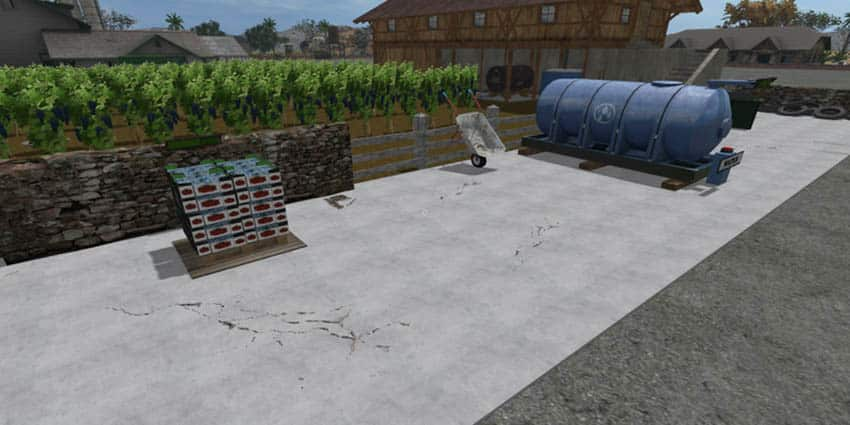 Grape Farm Placeable V 1.1 [SP]