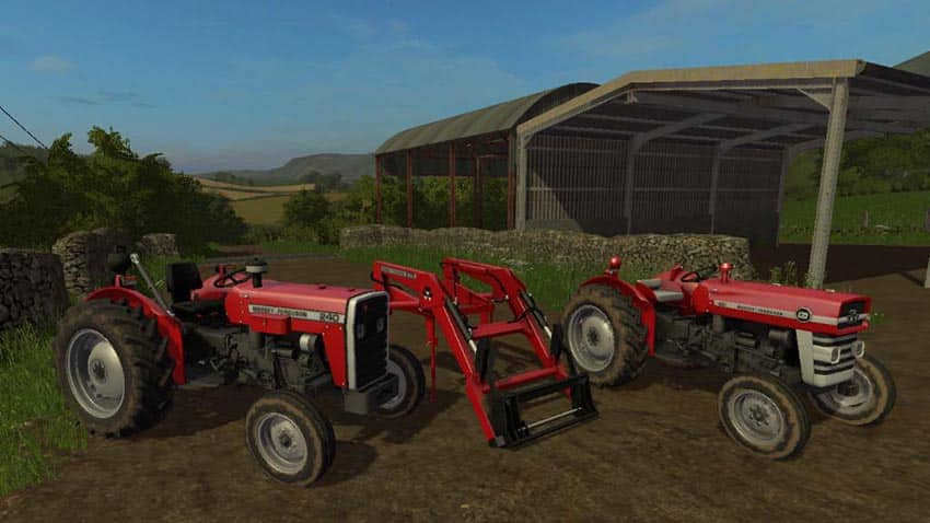 Massey Ferguson 135 And 240 v 1.1