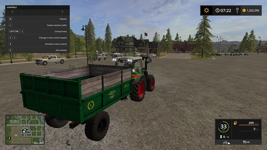 PTS Trailers pack v 1.0