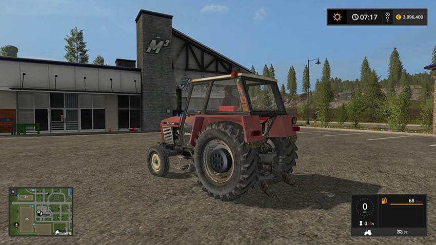 Zetor 8011 v 1.0