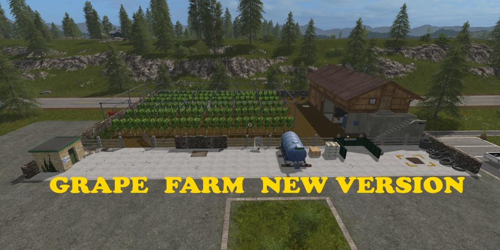 Grape Farm Placeable v1.1