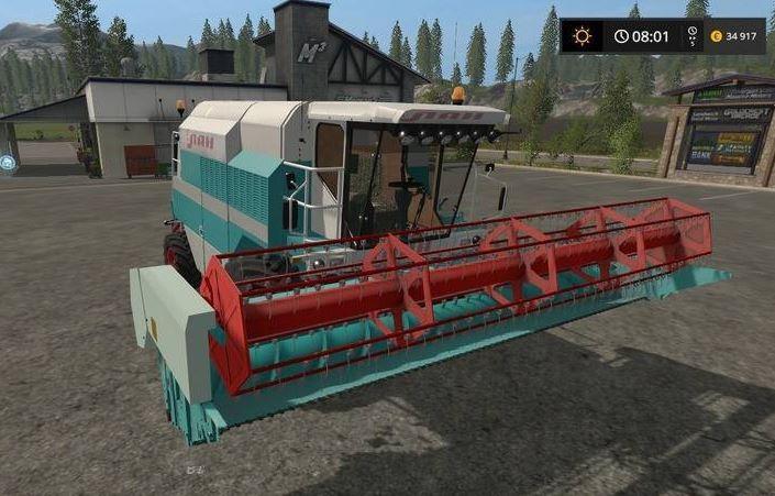 Harvester Lan v1.0.0