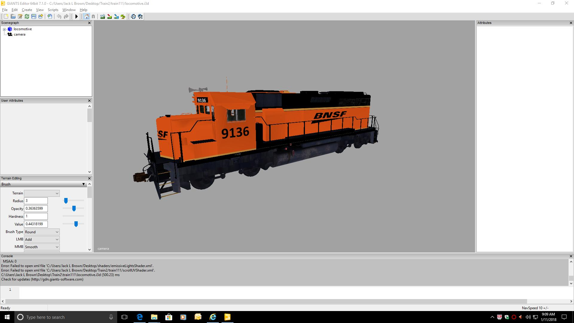Mod Train2 direction and xmls v1.0