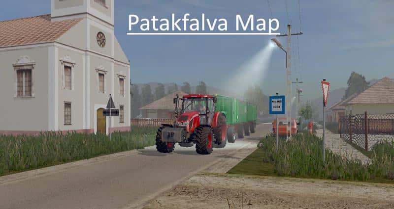 Patakfalva Map v1.1