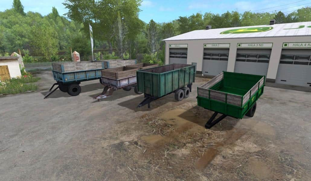PTS Trailers pack v1.0