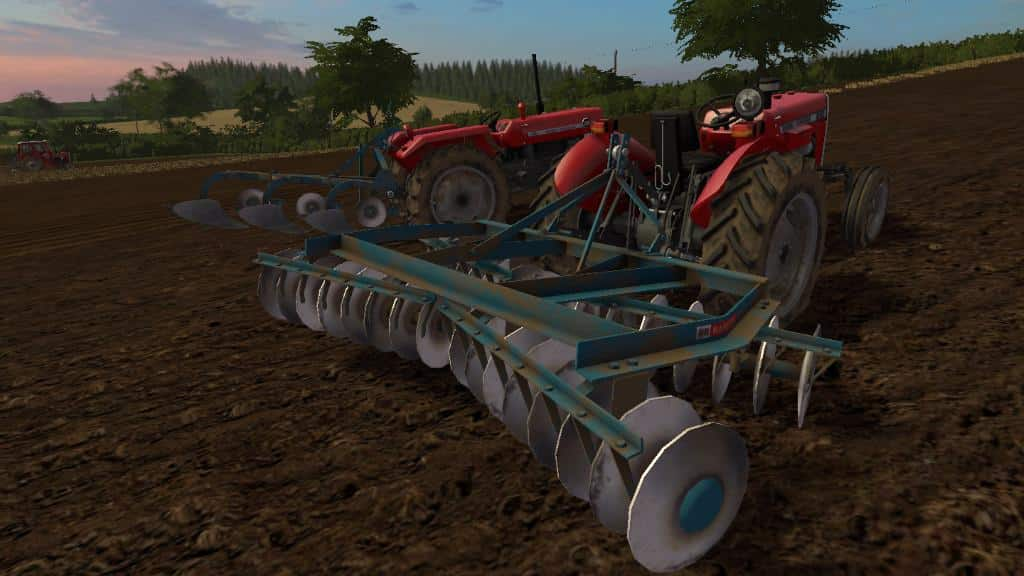 Ransomes HR31-86 And TS90 3F v1.0