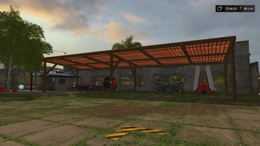 Two placeable shelters V 1.0 [MP]
