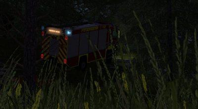 Antos Fire Department Skin Fictional V 1 0 FS17 - FS 2017 Mod