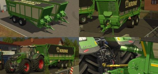 Trailers - Farming Simulator 2017 Mods